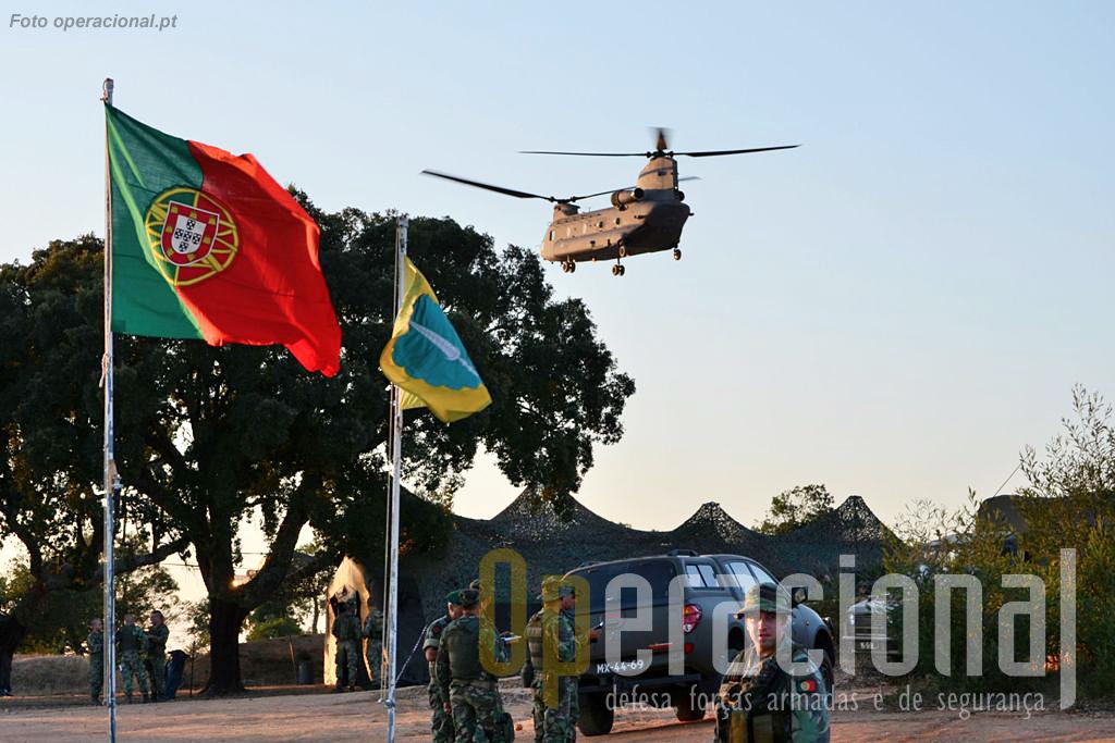 Portugal pode bem ter que desencadear uma operação de evacuação de não-combatentes, de modo autónomo ou integrando forças multinacionais.