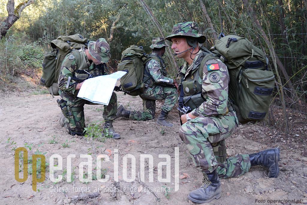 O objectivo está próximo, veremos a aproximação e ocupação tem que ser bem coordenada.