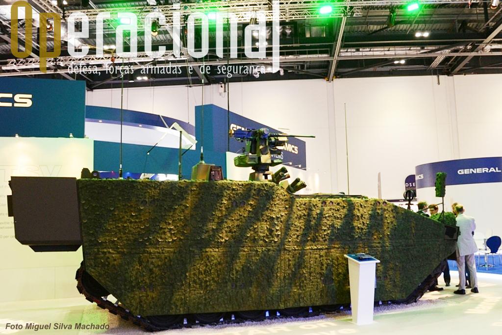O General Dynamics UK Scout SV, vai equipar o Exército Britânico em substituição do CVR(T).