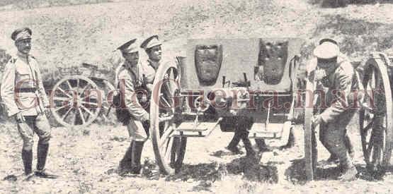 Artilheiros portugueses (Colecção particular)