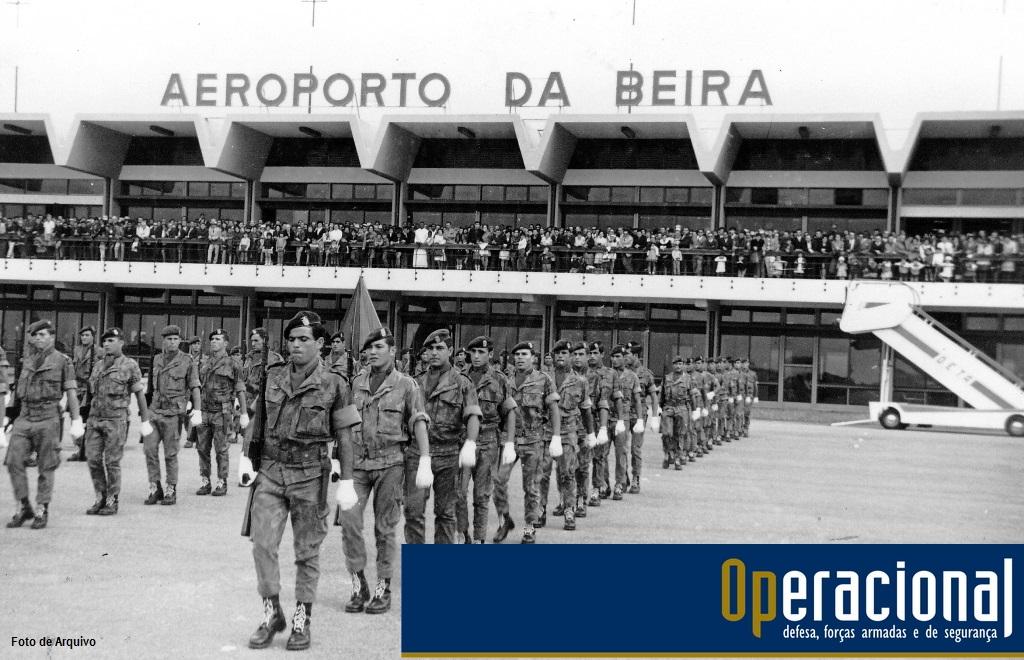 4 - Aeroporto da Beira 1967 4ªCCP