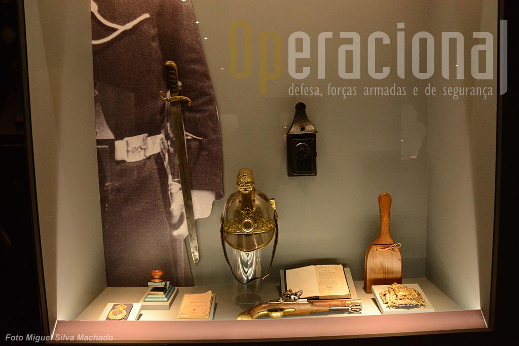 A Guarda Real de Policia de Lisboa foi criada em 1801.