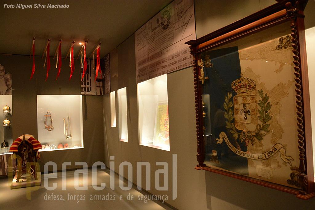 Monarquia e Republica convivem neste espaço museológico!