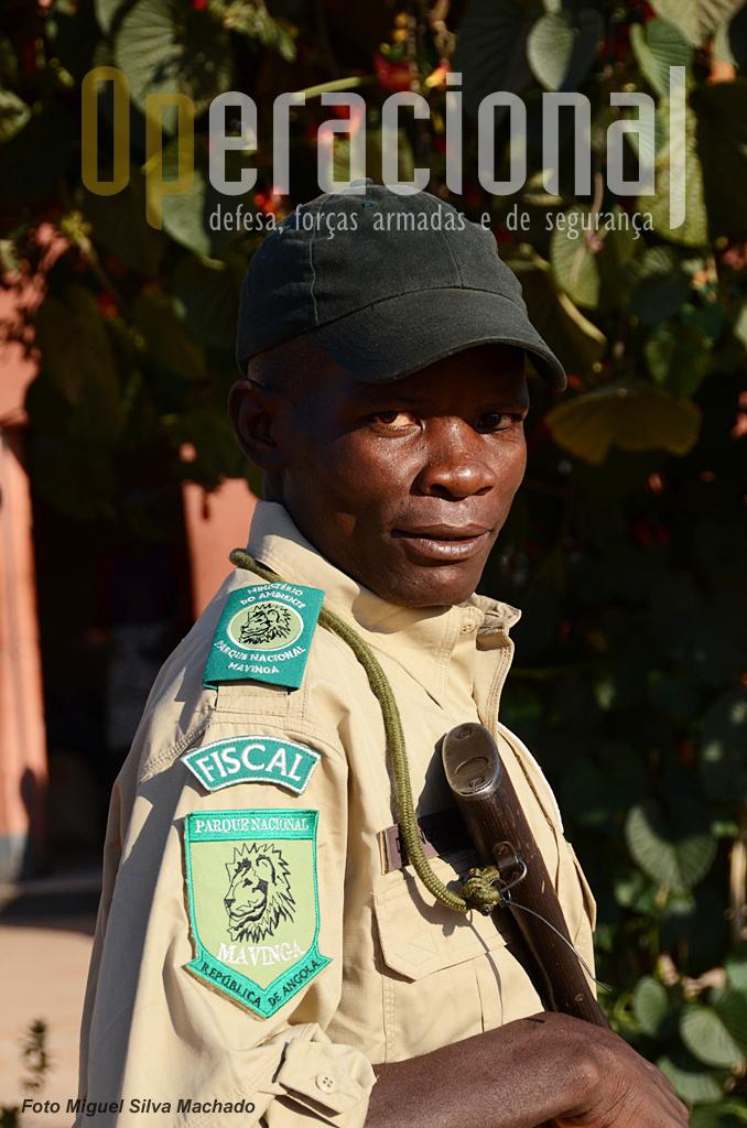 Em Maio e Junho de 2013 o Grupo equipou e  formou, no Kuando Kubango mais de 100 Fiscais da natureza do Ministério do Ambiente de Angola.