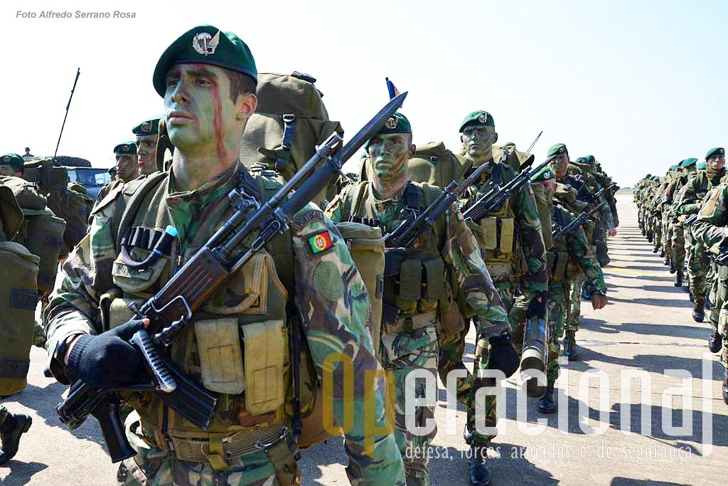 Enquanto o 1.º BIPara se encontra em missão no Kosovo e outros elementos da brigada estão no Afeganistão e no Mali, o 2.º BIPara mantém-se em território nacional, pronto para ser empenhado em missões que requeiram uma capacidade de reacção rápida, em cenários de baixa e média intensidade ou evacuação de não-combatentes.