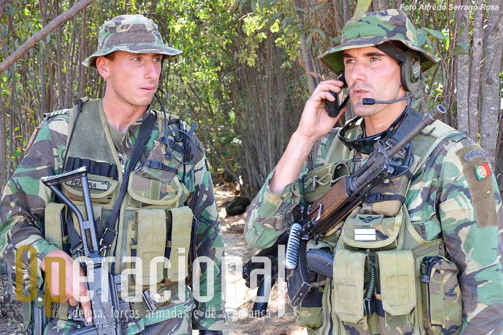 O 2BIPara forneceu o grosso da força empenhada neste exercício. Estando o 1BIPara no Kosovo, cabe a este batalhão garantir a reacção imediata a uma crise que exija o deslocamento a grande distância em pouco tempo de uma força militar.