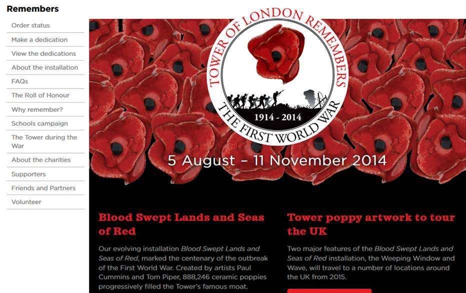 Leia mais sobre o memorial no site da Torre de Londres.