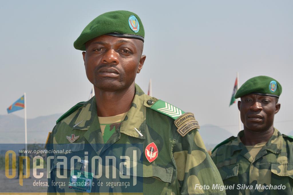 Elemento das forças especiais da República Democrática do Congo que tem a particularidade de ter recebido formação em Cabo Ledo (Angola), na Escola de Formação de Forças Especiais. Muitos destes militares têm também formação na Republica Popular da China.
