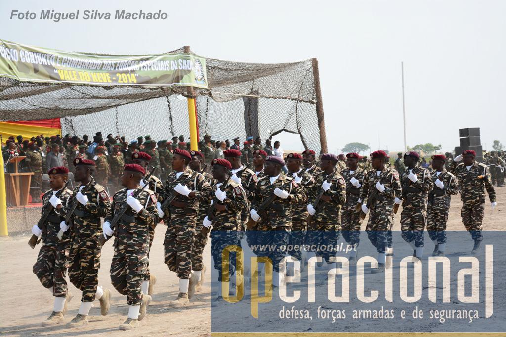 Forças Especiais da Namíbia.