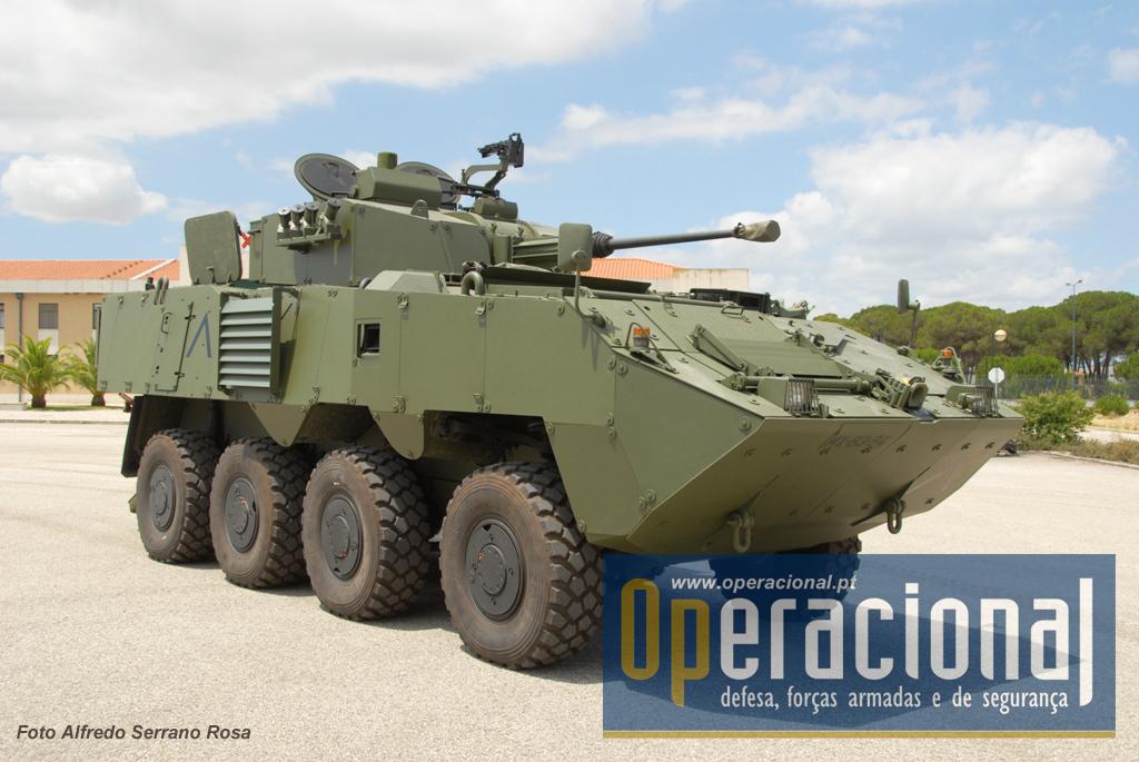 A versão equipada com torre 30mm também está na Lituânia