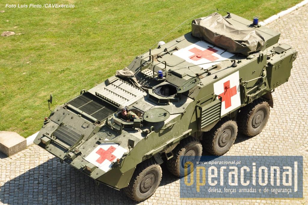 E a versão Ambulância que também acompanha esta FND.