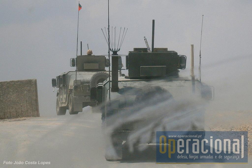 Tropas portuguesas no Afeganistão. As decisões de empenhamento de das Forças Armadas nas missões exteriores nunca estiveram, até agora, a coberto de qualquer segredo militar ou político.