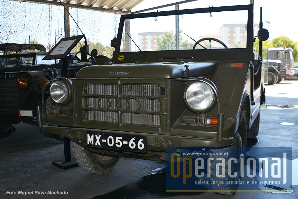 Um Auto Union (Mungo) introduzido em Portugal em 1980 proveniente da República Federal da Alemanha.