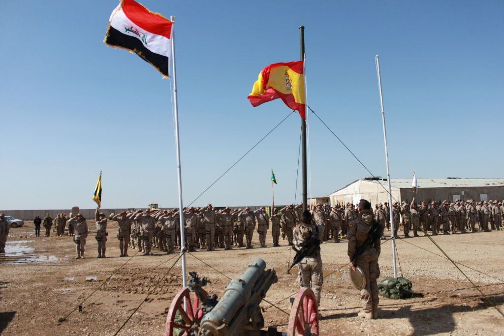 2 Iraque Foto MinDef Espanh