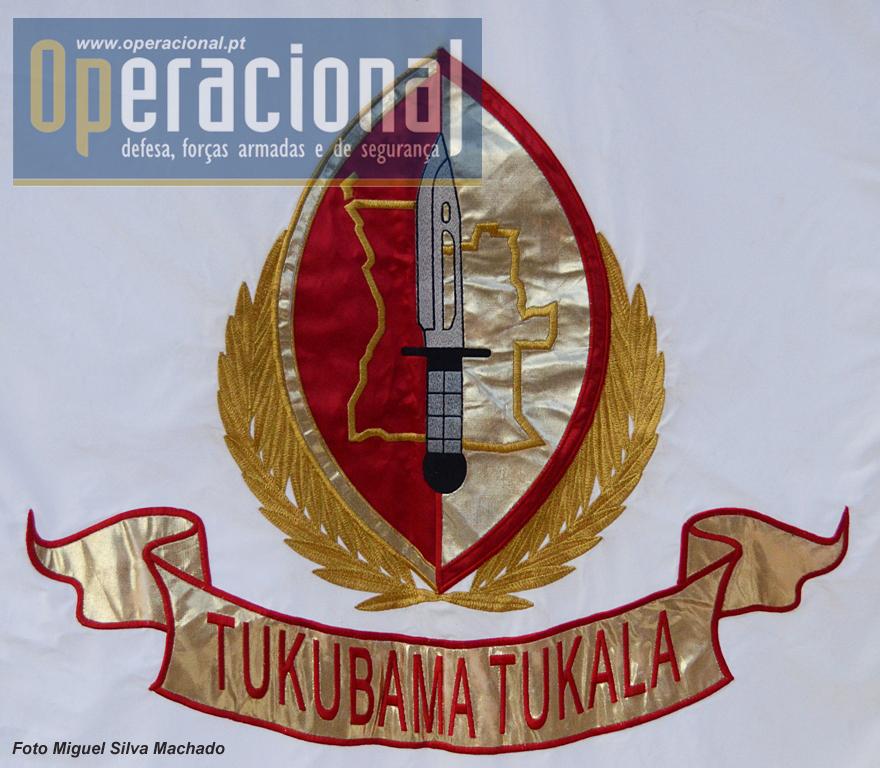 Guião Heráldico da Brigada de Forças Especiais