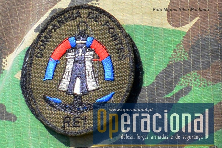Mais uma missão cumprida para a Companhia de Pontes do Regimento de Engenharia n.º 1 de Tancos.