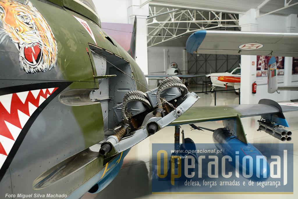 O Fiat G-91, foi uma das aeronaves emblemáticas da Força Aérea na Guerra do Ultramar.