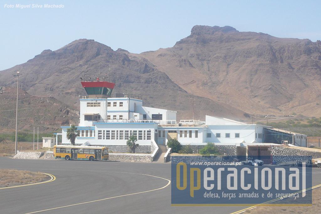 O edifício do Comando da Guarda Costeira e Centro de Operações Marítimas.