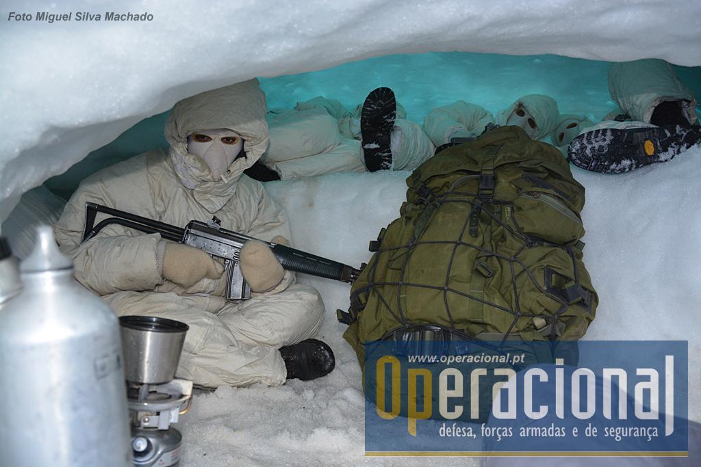 Uma força de operações especiais credível e útil no contexto internacional tem que estar preparada e equipada para actuar em situações muito diferenciadas.