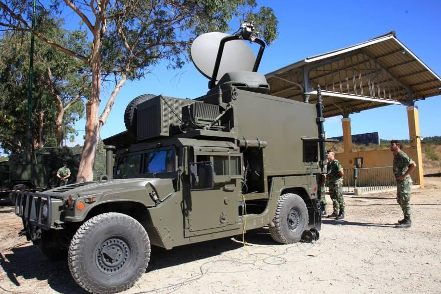 O desenvolvimento do Sistema de Informação e Comunicações Táctico (SIC-T) é absolutamente critico para unidades do Exército poderem actuar nos modernos campos de batalha.