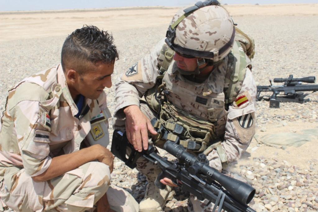 (Foto Ministério da Defesa de Espanha)