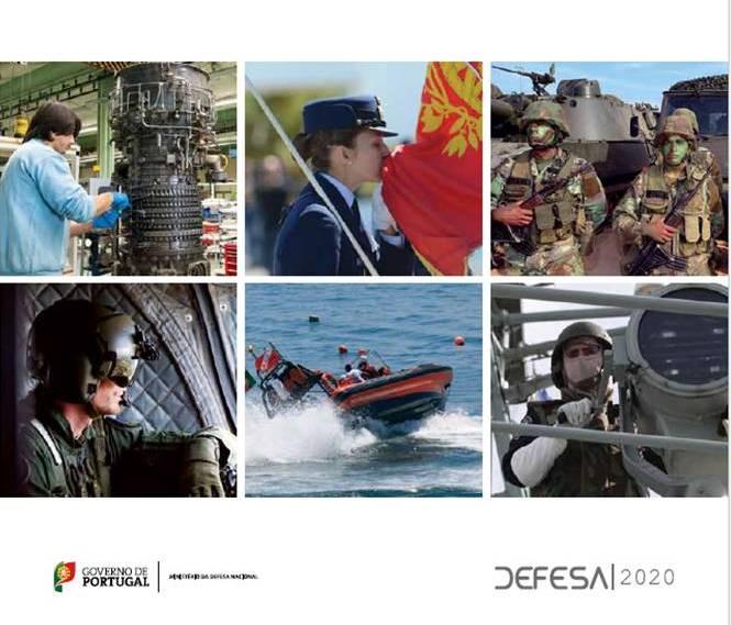 """O """"Defesa 2020"""", tem aspectos informativos positivos mas peca pela falta de apresentação de factos e números que suportem muitas declarações."""