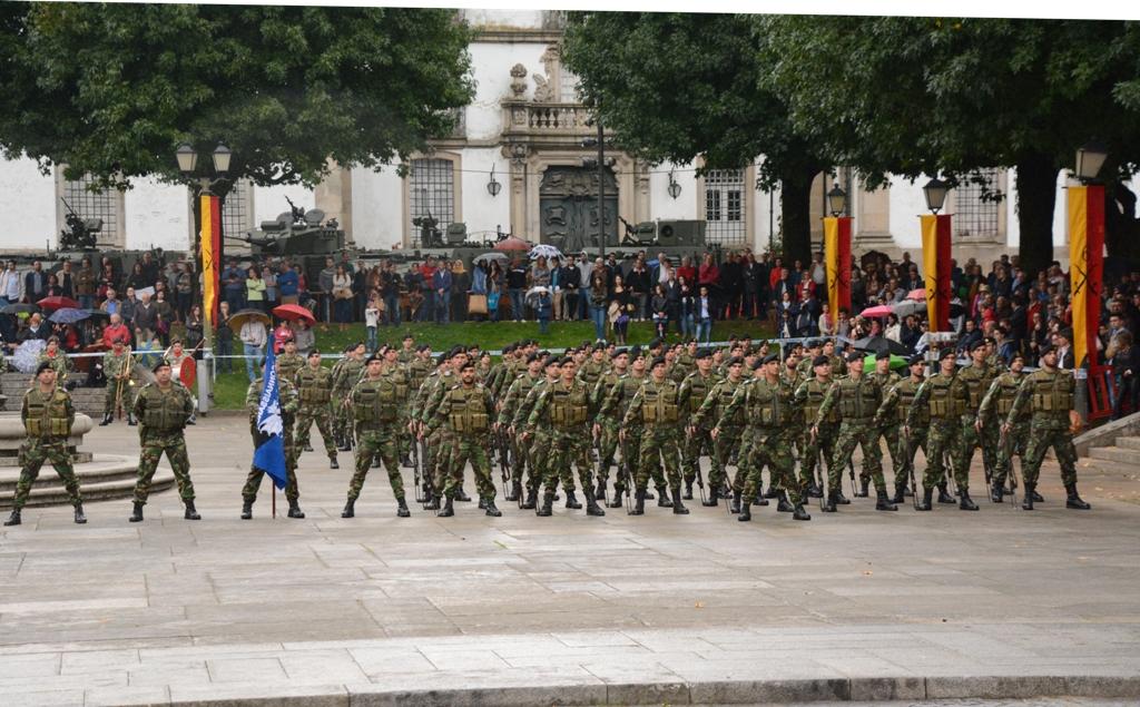 A Recce Coy PRT Army 2015