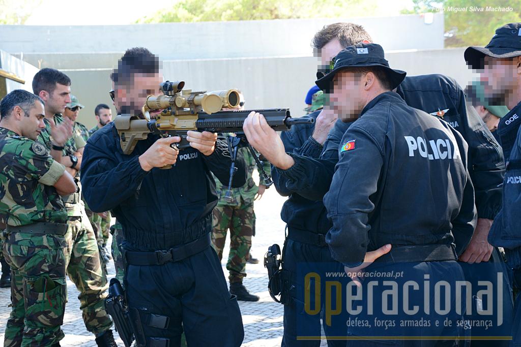 O calibre 7,62 mm continua a ter muitos adeptos nos militares e policias portugueses, e à luz dos ensinamentos recolhidos nos conflitos e intervenções policias da actualidade um pouco por todo o mundo, não morreu, continua a dar provas.