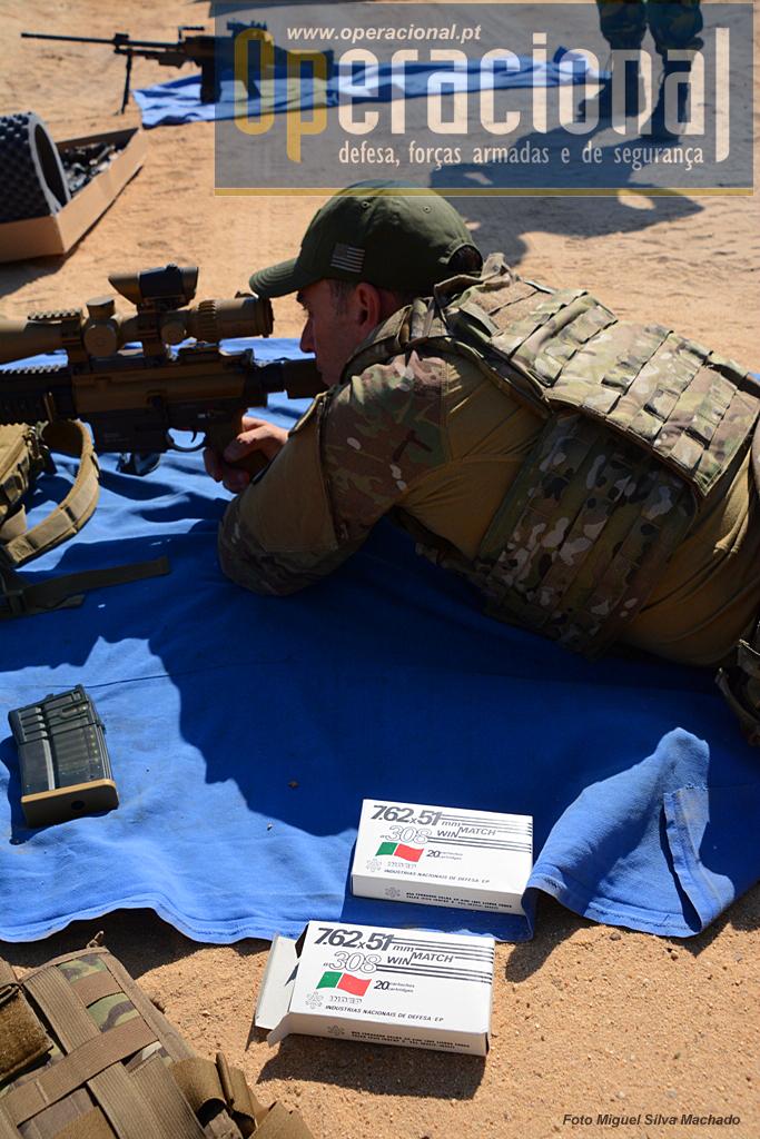 As munições de fabricação portuguesa (infelizmente terminada) ainda estão disponíveis e são muito apreciadas como se comprovou em Alcochete.