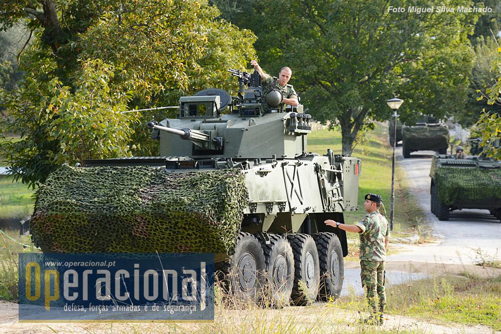 A nova unidade do RC 6 é o Grupo de Reconhecimento. Portugal segue a tendência de países aliados, dotando a BrigInt com uma força de reconhecimento mais robusta e capaz de enfrentar novas ameaças.