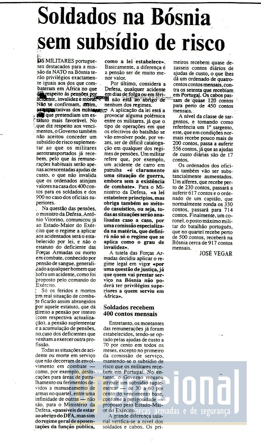 "06JAN96 - ""Expresso"""