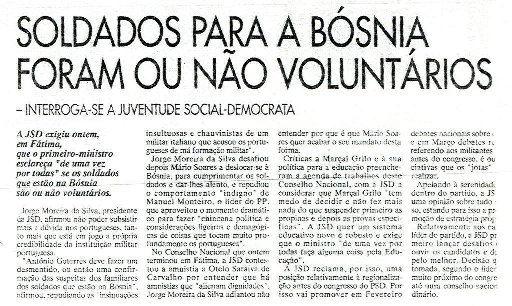 29JAN96 - Jornal de Notícias