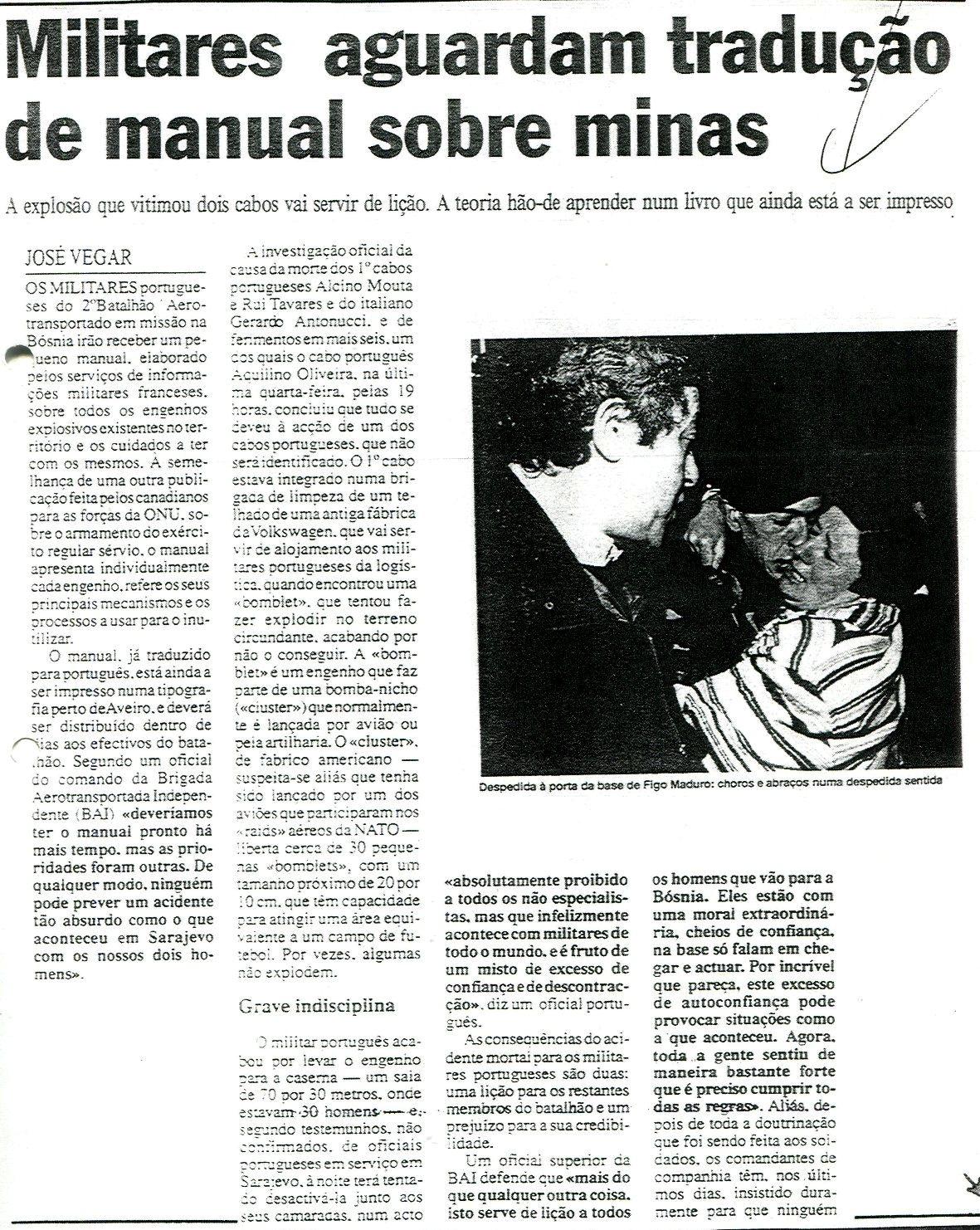 27JAN96 - Expresso