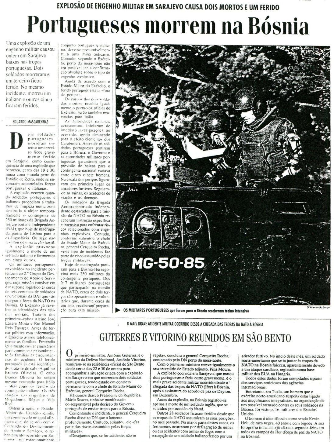 25JAN96 - Diário de Notícias