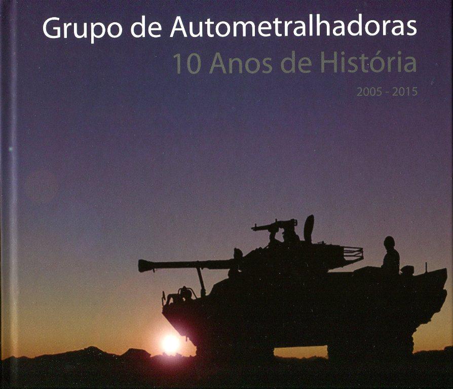 01 Grupo Autometralhadoras Capa