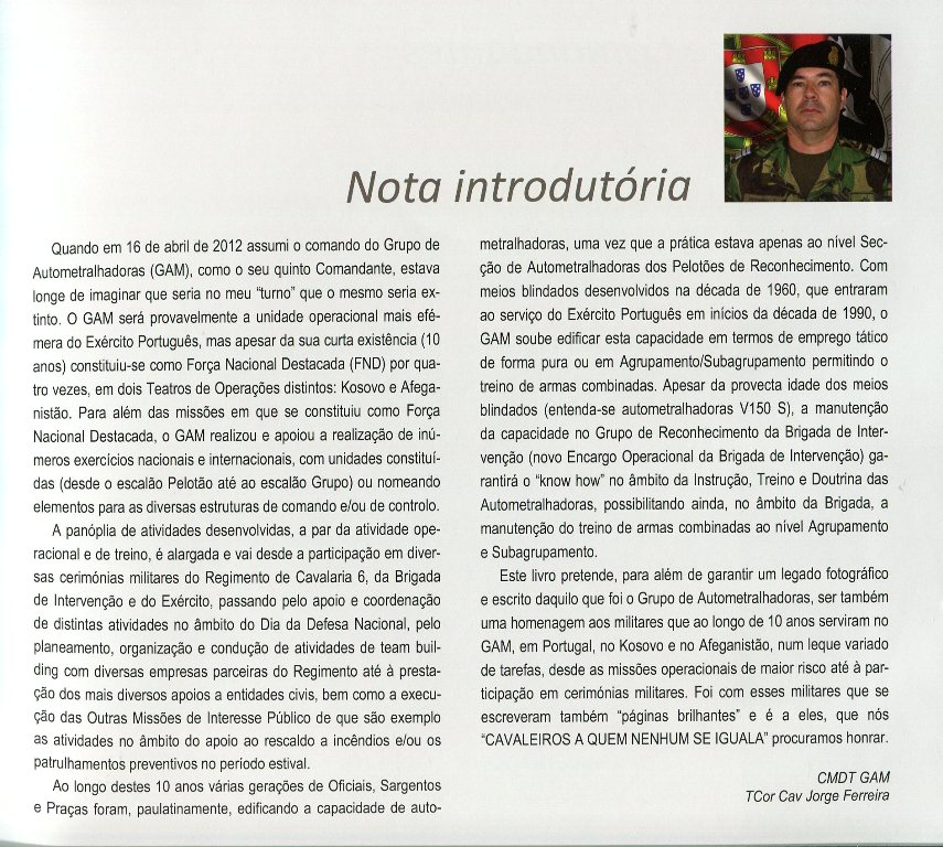 03 Grupo Autometralhadoras Prefácio