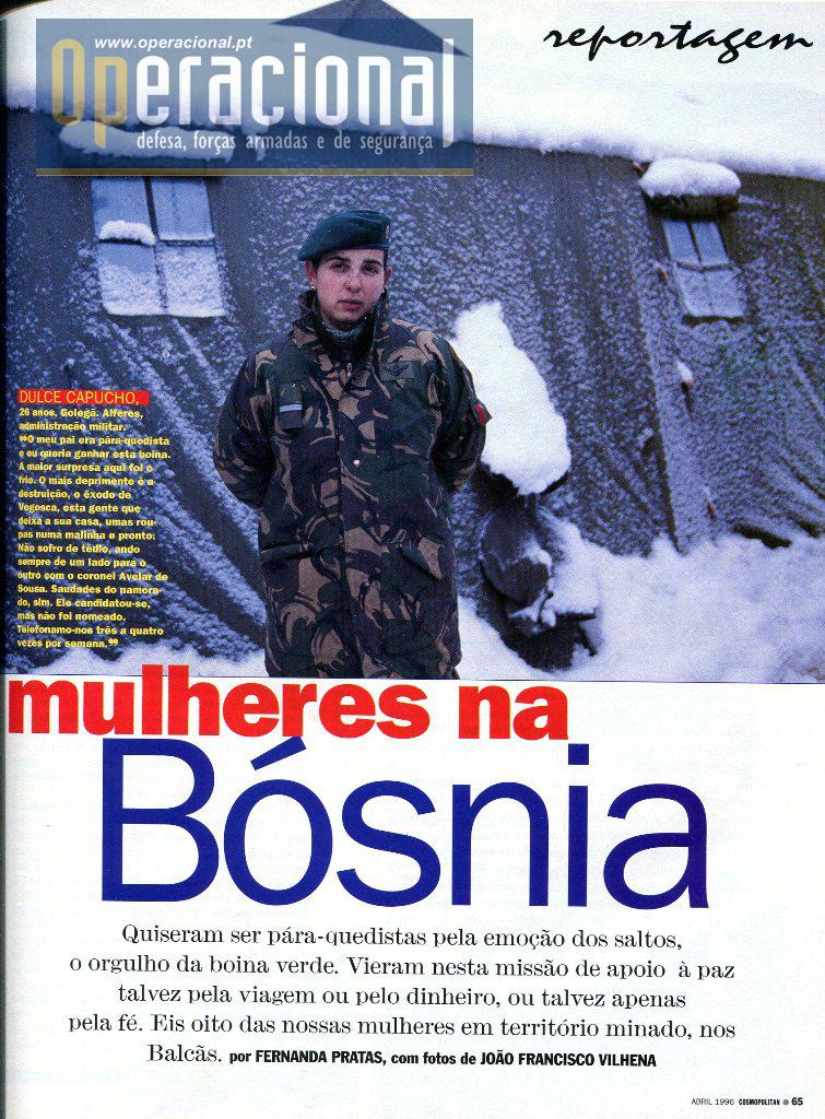 Bósnia 96 Mulheres 4