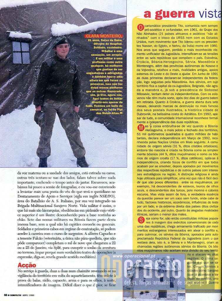 Bósnia 96 Mulheres 5