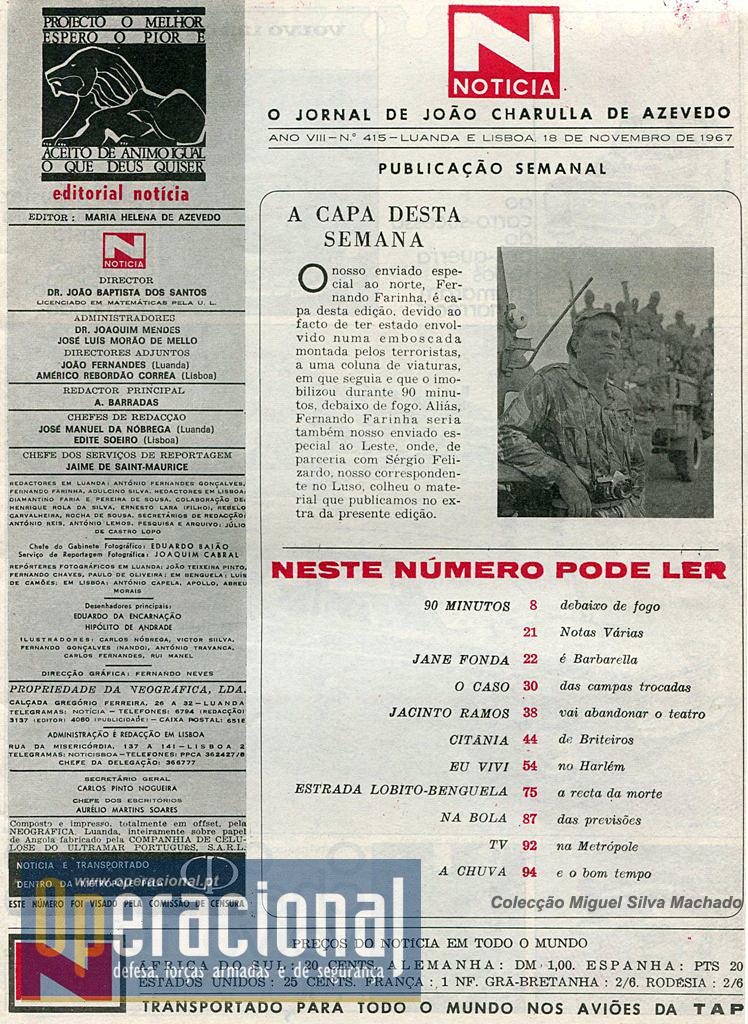 002 Debaixo Fogo Noticia Angola MMachado103