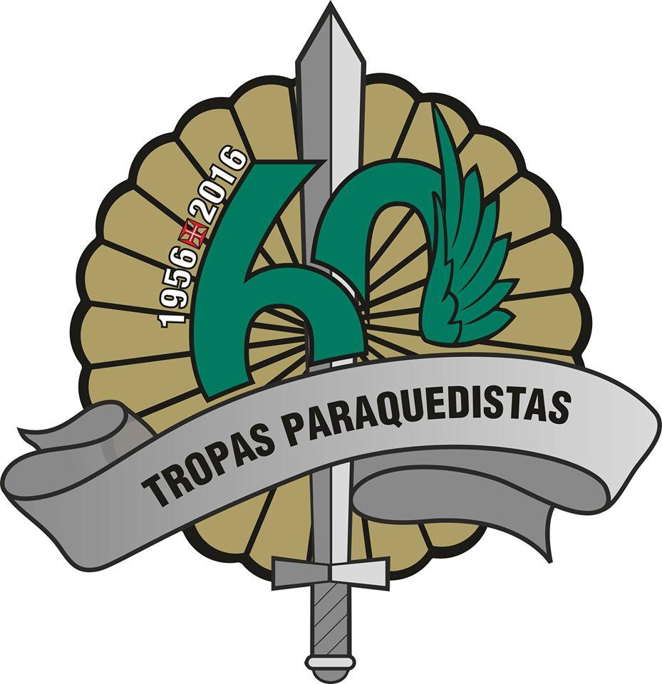 O logotipo oficial do 60.º aniversário