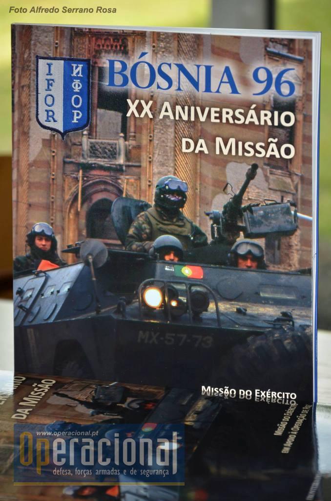 01. Capa Livro Bósnia 96 XX Aniversário