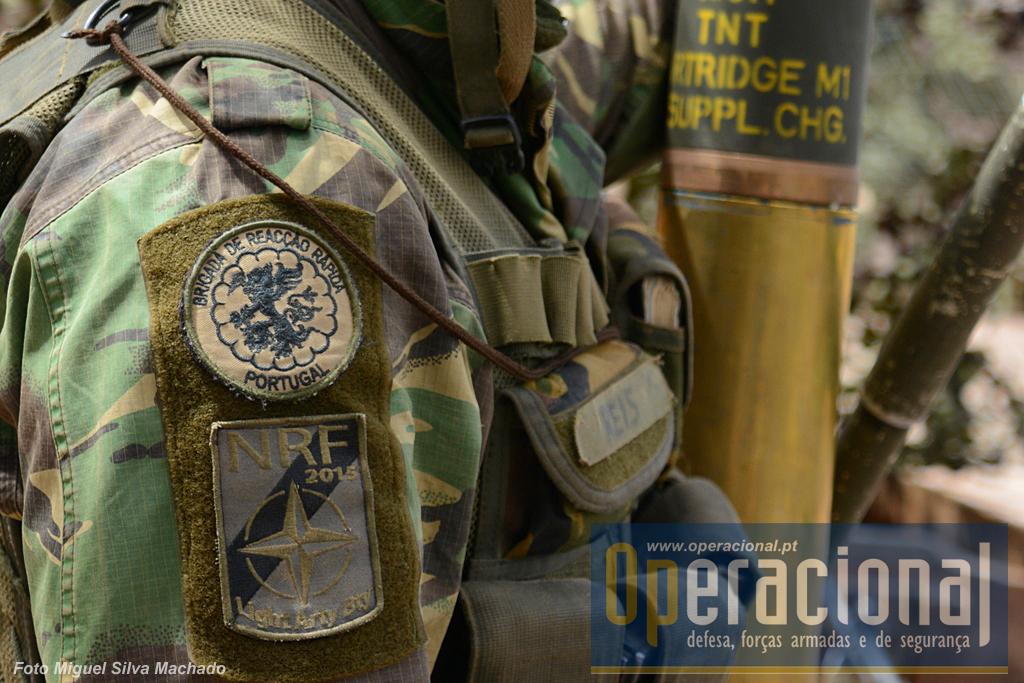 Esta unidade que vai ser empregue na Lituânia, passou por um longo e exigente período de treino operacional. Está preparada e ansiava por uma missão deste tipo!
