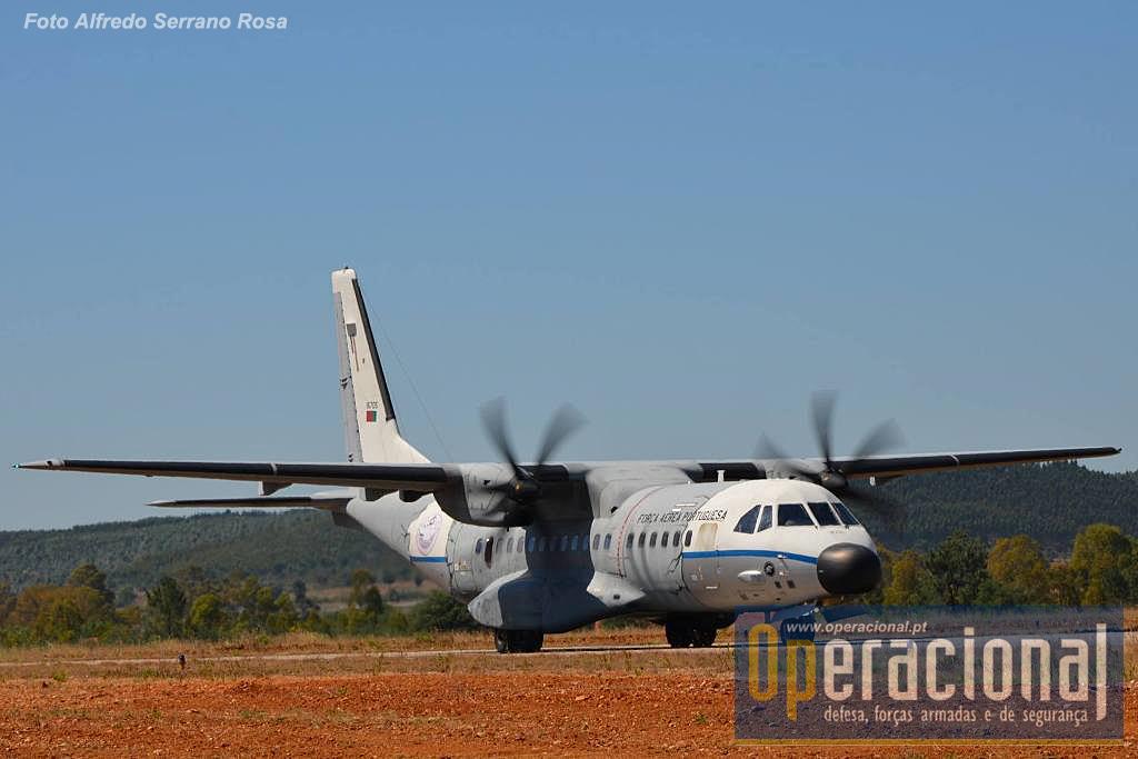 As limitações da Esquadra 501 (C-130) não devem ter sido estranhas ao uso de 4 aeronaves C-295M da Esquadra 502 em missões de transporte de urgência para a Madeira.