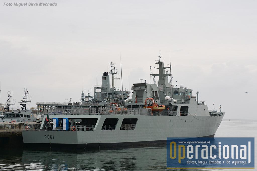 Se tudo correr como previsto em Novembro o FIGUEIRA DA FOZ dará inicio à sua missão a Sul de Lampedusa.