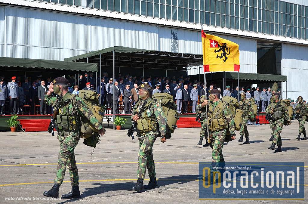 O Grupo de Artilharia de Campanha que tem uma das suas baterias na Lituânia no âmbito das Assurence Measures da NATO